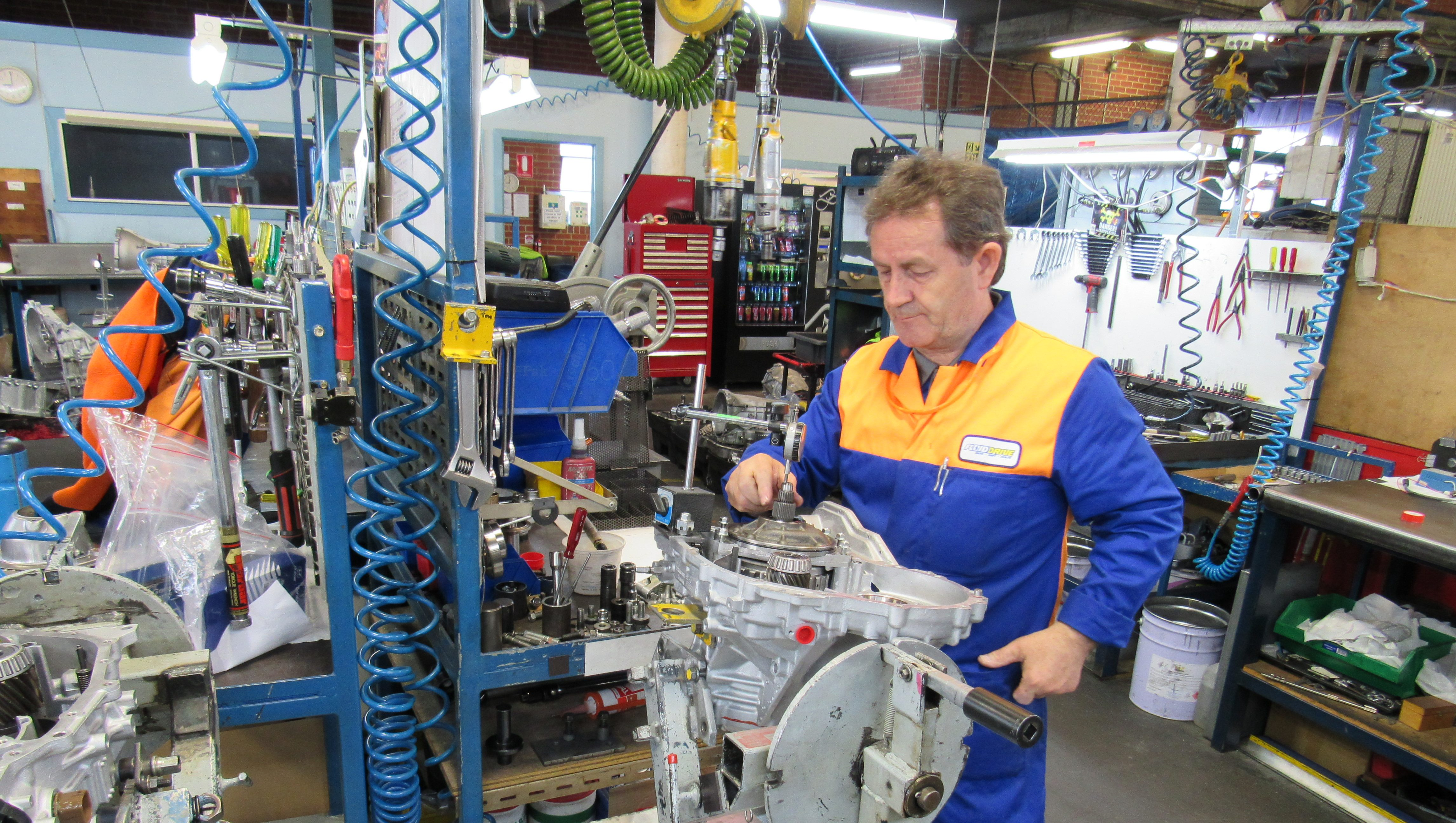 AUSTRALIA'S LEADING REMANUFACTURED TRANSMISSION SPECIALIST